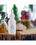 illuminating rose collagen renewal face serum