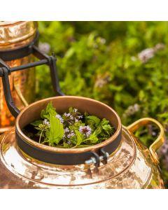 aromatherapeutic body oil